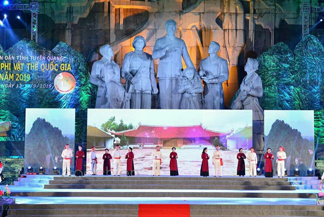 Lễ hội Cấp sắc - dân tộc Dao tỉnh Tuyên Quang 2019